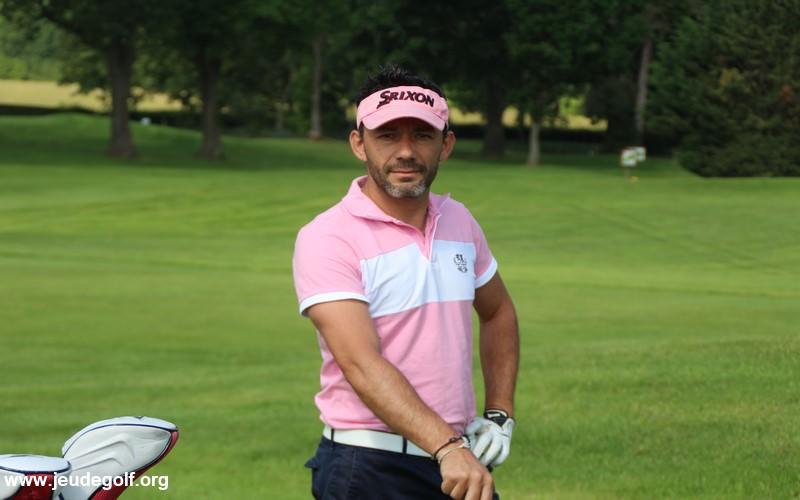 Jean-Nicolas Billot - Golfeur Pro