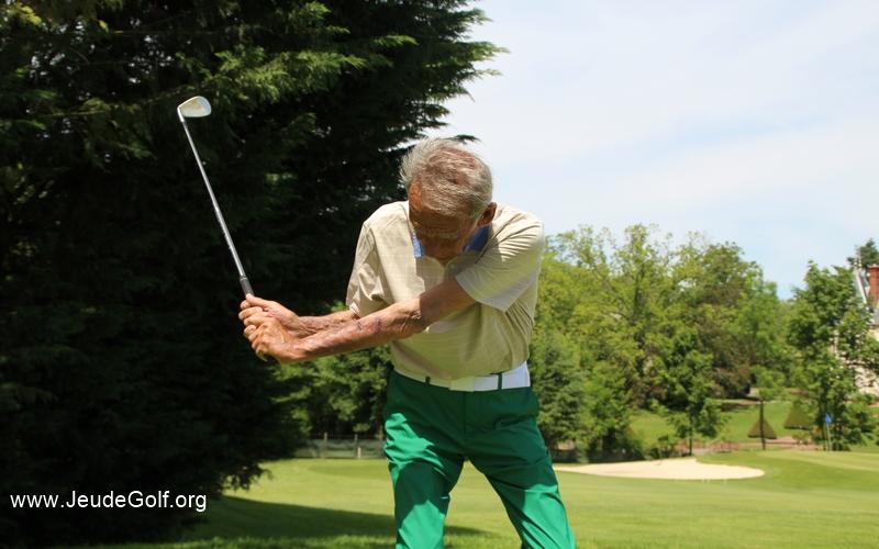 Secrets de Richard : Quand armer les poignets pendant le swing ?