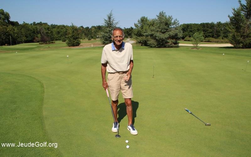 Secrets de Richard : Stance, alignement, et pentes sur les greens