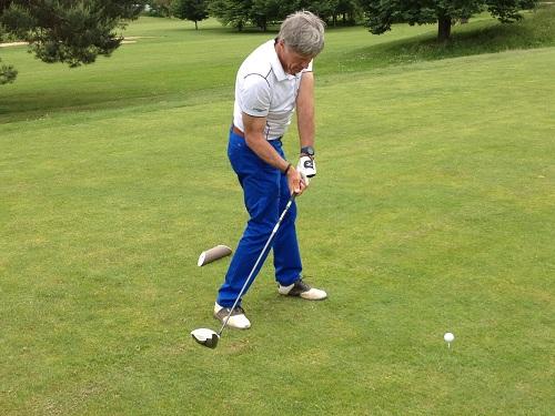 Biomécanique et swing de golf