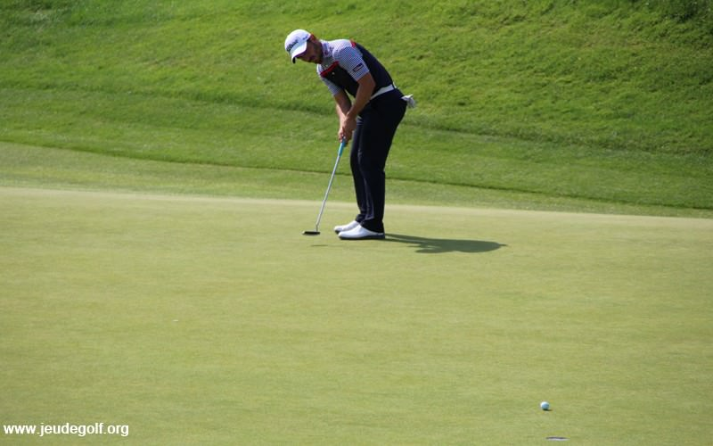 "Laurent Jockschies ""Le putting, c'est beaucoup plus naturel qu'on ne le pense"