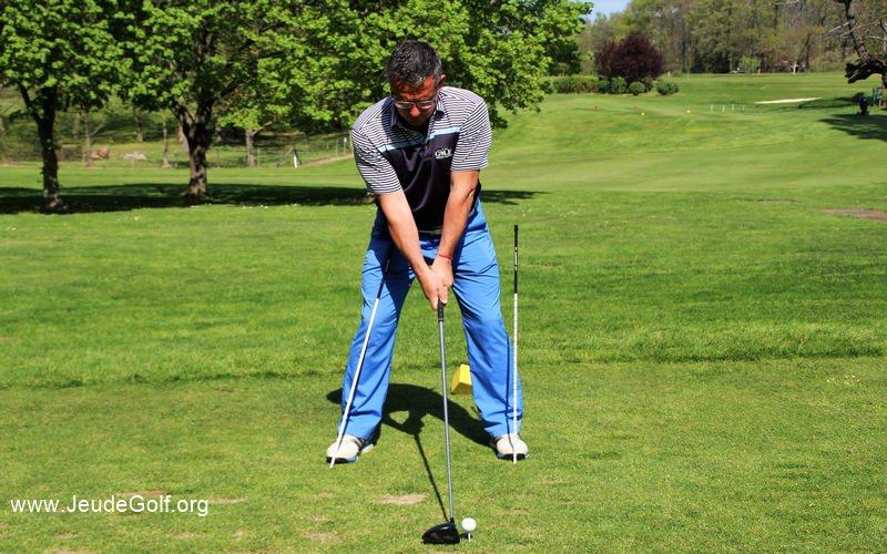 Caractéristiques de swing : Quand les hanches coincent !