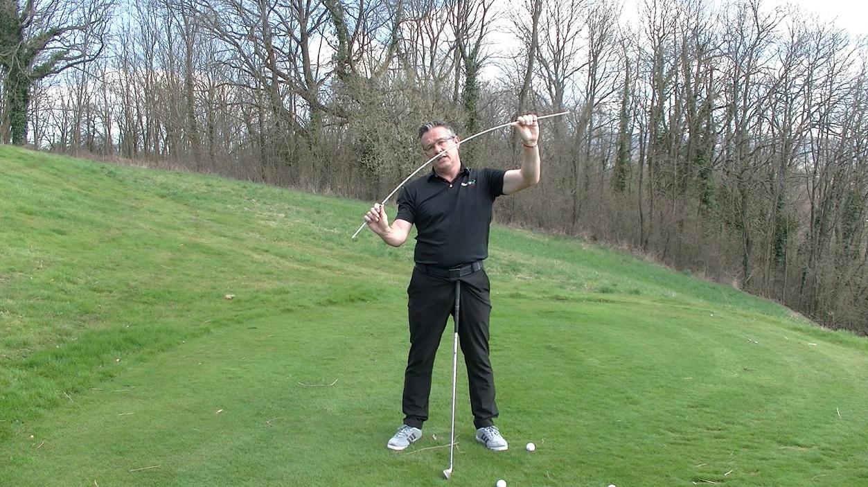 Rotation de la colonne vertébral : C'est plus simple quand elle est droite.