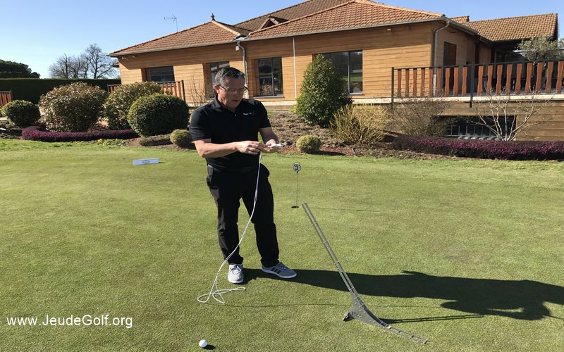 Labo golf: La bonne lecture des pentes au putting avec Olivier Raynal