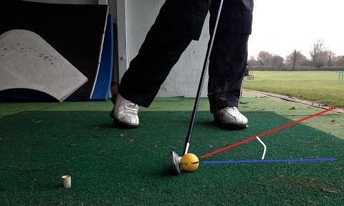 Mesurer le taux de compression d'une balle de golf et son spin loft