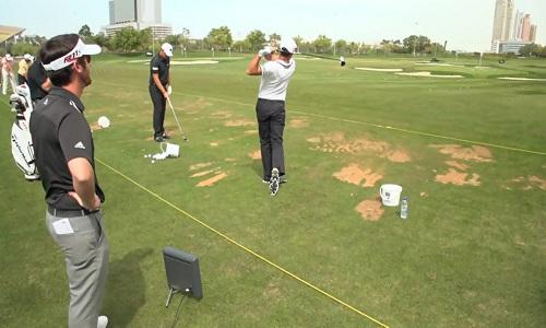 Utilisation des radars dans le coaching au golf