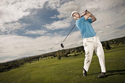 Comment trouver votre centre de gravité interne pour plus de stabilité au golf?