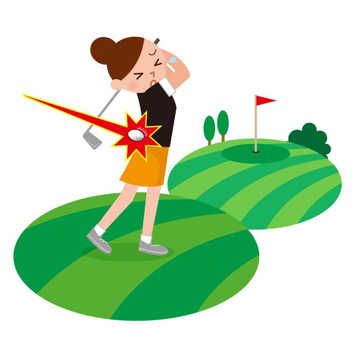 Les blessures au golf, et comment se préserver