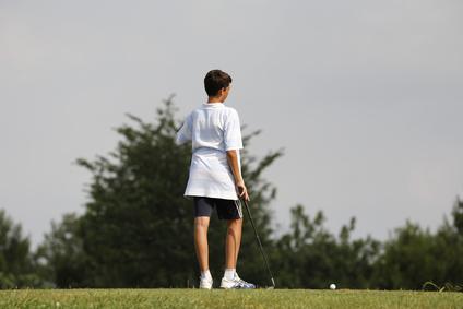 Travailler des habiletés spécifiques au golf