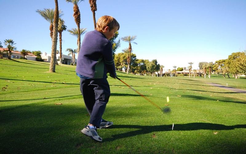 L'encadrement du développement athlétique chez le jeune golfeur
