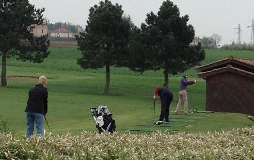 Les courbes d'apprentissage au golf