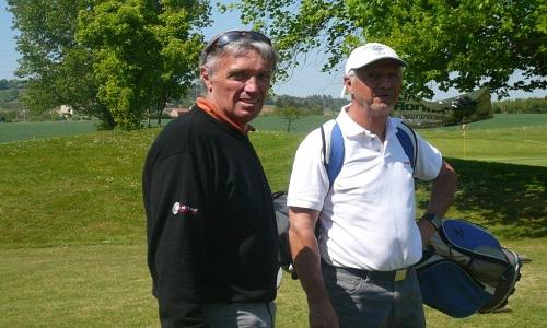 Michel Delbos Pro de golf