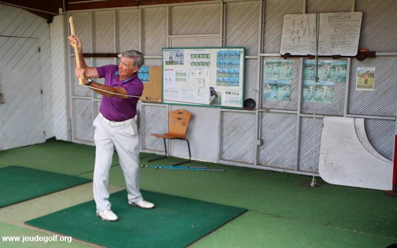 Améliorez votre souplesse et l'amplitude de votre swing de golf