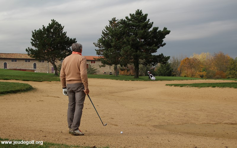 Comment sortir plus facilement d'un bunker de fairway?