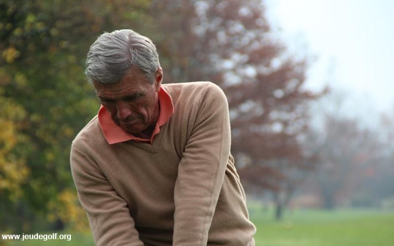 Le rôle majeur de l'épaule gauche pendant un swing de golf