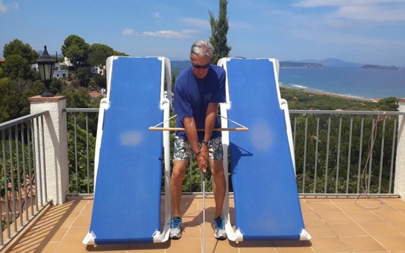 Entretenir sa forme physique en été pour plus de régularité au golf