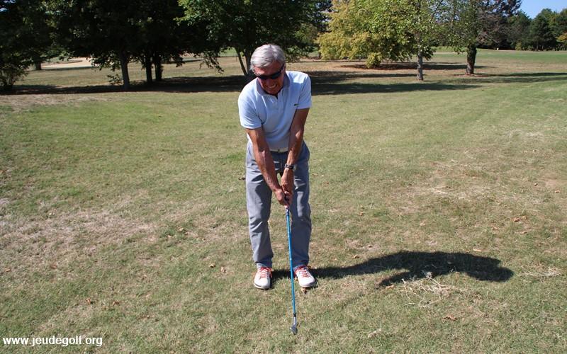 Trop crispé sur votre grip...vous détruisez votre swing de golf