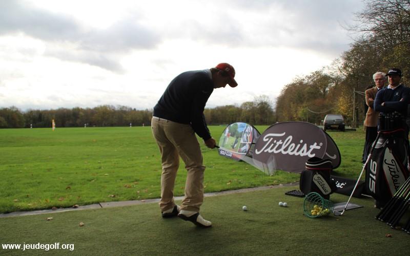 La rotation des hanches chez un golfeur amateur de très haut niveau