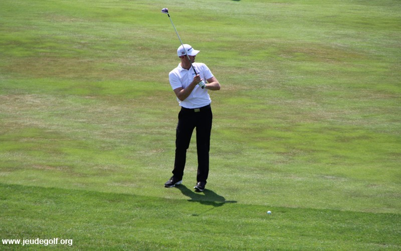 Jouez au golf, et pas jouer à avoir le meilleur swing…