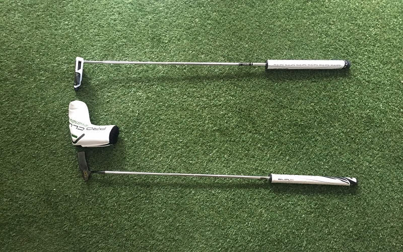Putters fittés contre putters non-fittés : Quels bénéfices ?
