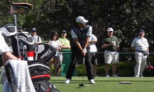 Comment driver avec plus de puissance au golf?