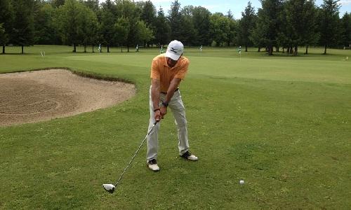 pivot au golf