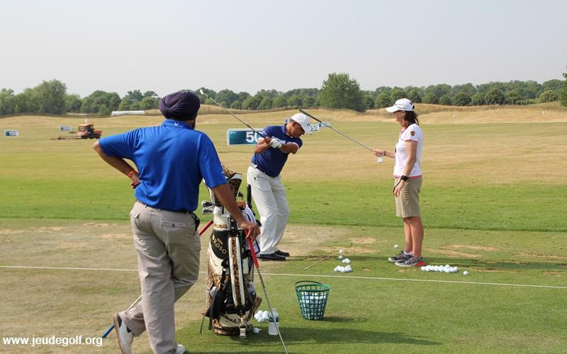 Vœux 2016: Comment progresser et devenir un meilleur golfeur ?