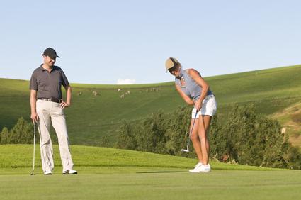Golf, rythme, stress et respiration synchronique