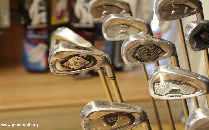 Etude sur la progression des clubs de golf depuis 2012