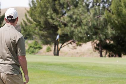 Visualiser le trou pour réussir son coup de golf