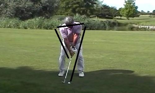 Soigner son alignement pour plus de régularité au golf