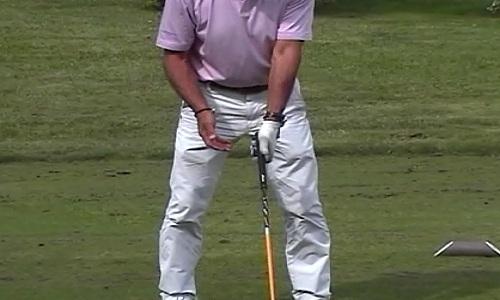 Le bon grip au golf