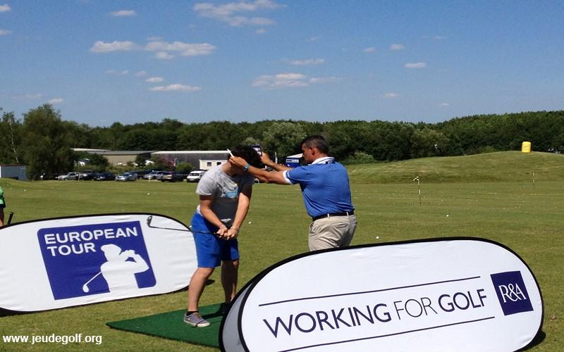 Comment les amateurs vont bénéficier de la biomécanique au golf?