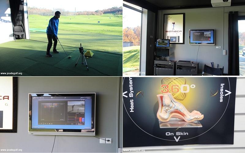 Qu'est-ce que la biomécanique pour le golf ?