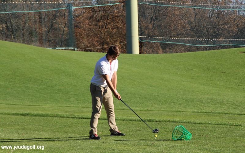 La biomécanique intégrée dans la formation des jeunes golfeurs
