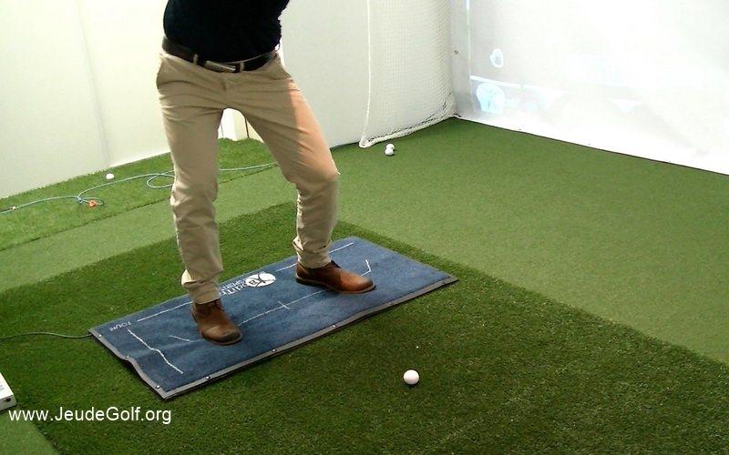 L'importance de la reprise d'appui pour un swing de golf
