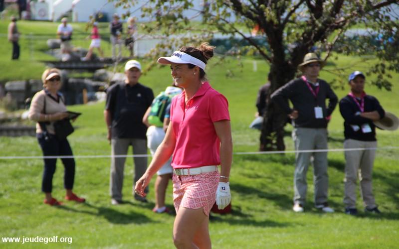 A 30 ans, nous pouvons sérieusement considéré que Joanna est la prochaine numéro un du golf français.