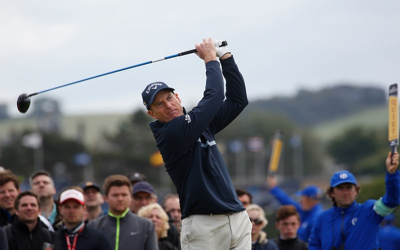 La séquence de swing de Jim Furyk