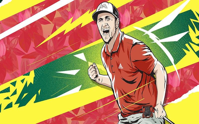 La séquence de swing de Jon Rahm: Un rookie qui peut gagner à Augusta - Crédit photo : Getty Images