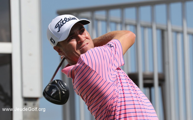 La séquence de swing de Justin Thomas