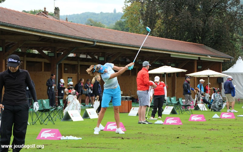 La séquence de swing de Lexi Thompson
