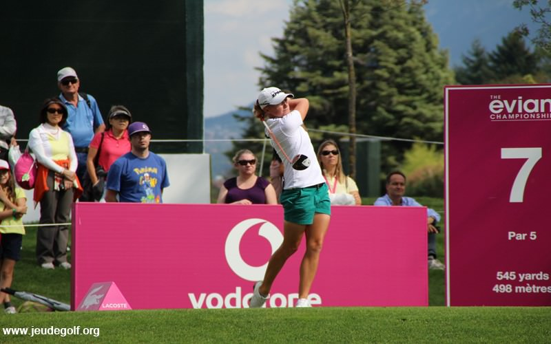 La séquence de swing de Stacy Lewis