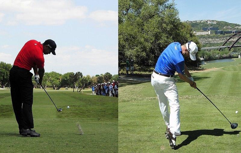 Le nouveau swing de Tiger Woods peut-il lui permettre de rivaliser avec Justin Thomas ?