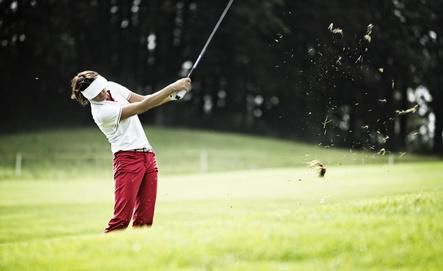 Réussir ses approches au golf