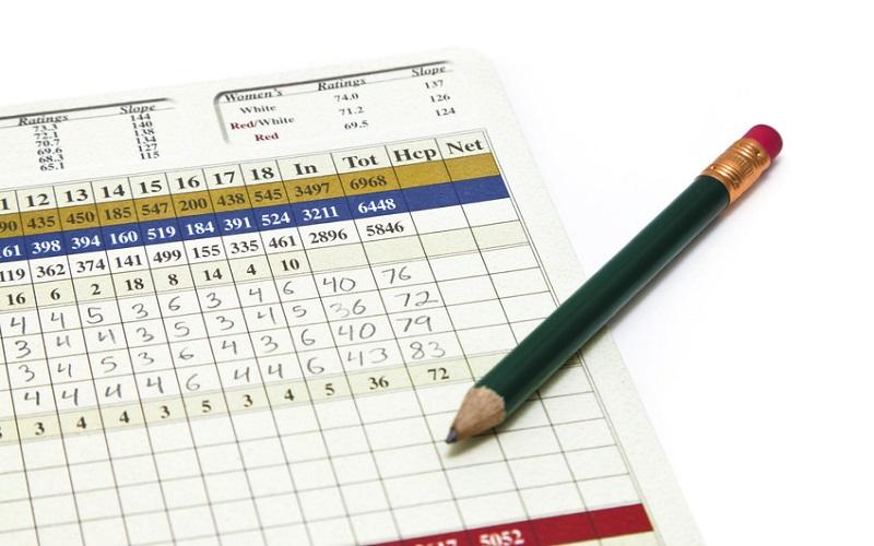 Qu'est-ce que le score au golf révèle de notre niveau de jeu ?