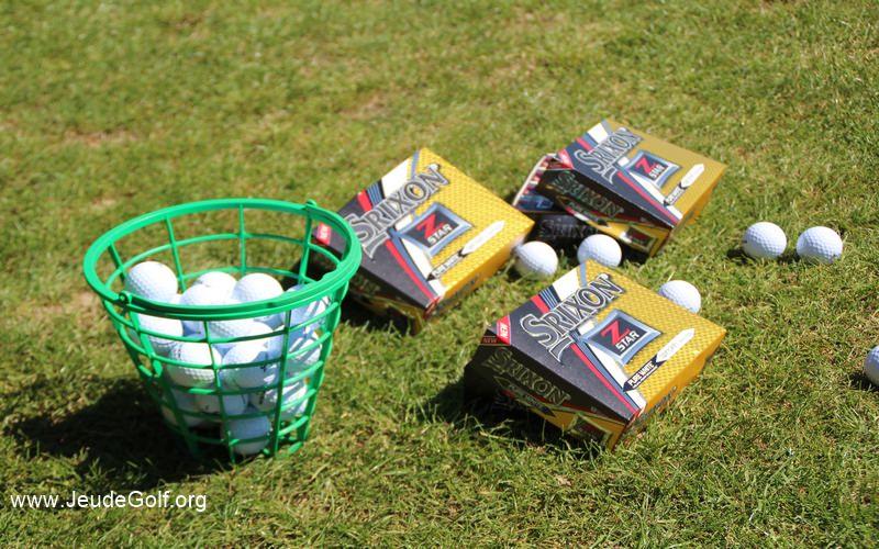 Les nouvelles balles de tests en outdoor pour jeudegol.org