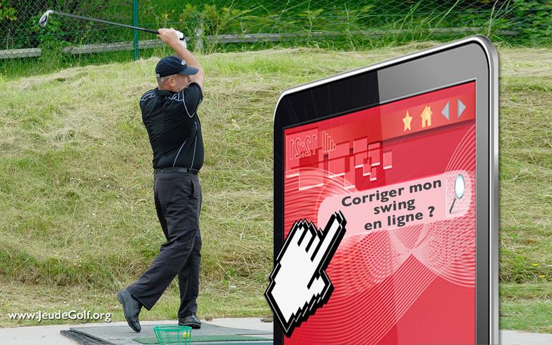 Peut-on corriger son swing de golf avec des vidéos en ligne ?