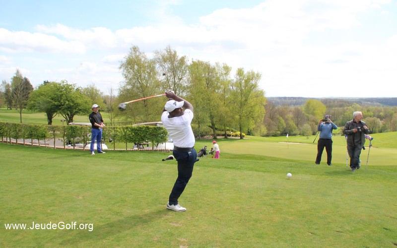 Manuel De Los Santos : « Le golf, c'est ma deuxième jambe »