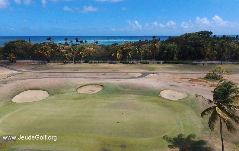 Golftrotteur en Guadeloupe: A la découverte du Golf de Saint-François