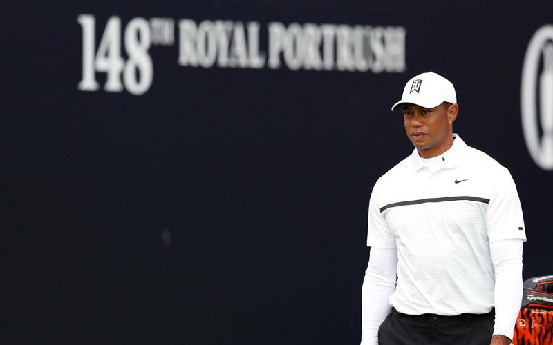 Tiger Woods: Une victoire à Augusta et un cut manqué à Portrush